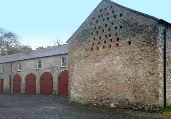 Doneraile Court: Dovecote